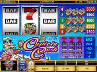 Play Free Captain Cash Slot -