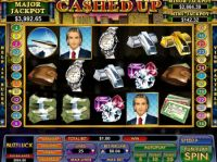 Play Free Cashed Up Slot -