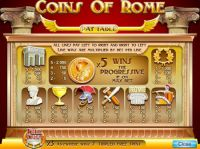 Play Free Coins Of Rome Slot -