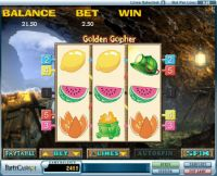 Play Free Golden Gopher Slot -