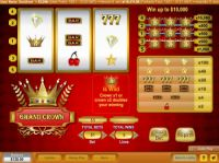 Play Free Grand Crown Slot -