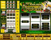 Play Free Kings and Queens Slot -