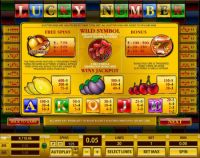 Play Free Lucky Number Slot -
