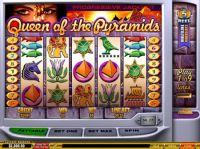 Play Free Queen of Pyramids Slot -