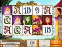 Play Free Rapunzel's Tower Slot -