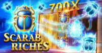 Play Free Scarab Riches Slot -