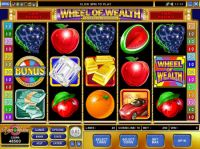 Play Free Wheel of Wealth Special Edition Slot -