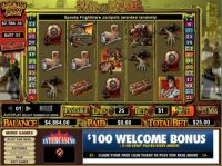 Play Free Zone of Zombies Slot -