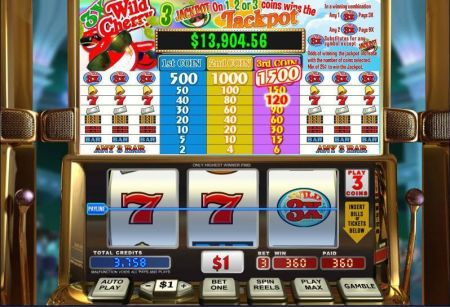 Play 3X Wild Cherry - Free Slot Game