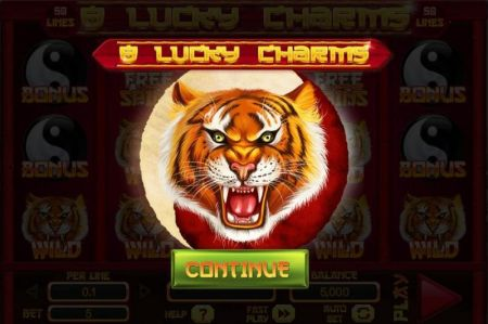 Play 8 Lucky Charms - Free Slot Game