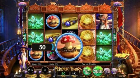 Play Alkemor's Tower - Free Slot Game