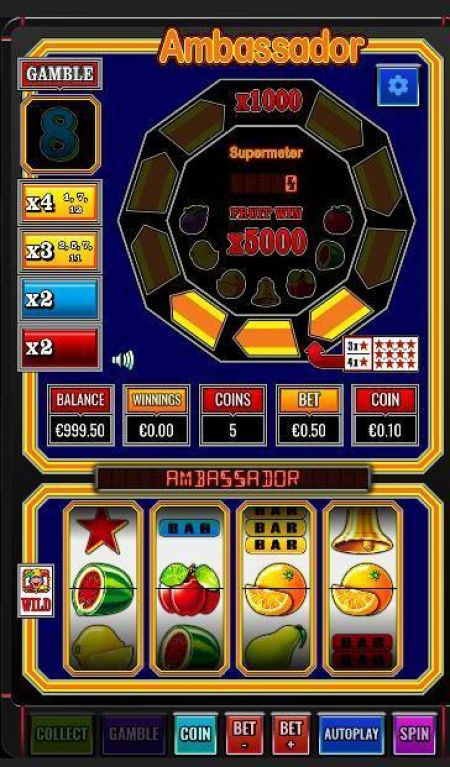 Play Ambassador - Free Slot Game