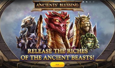Play Ancients' Blessing - Free Slot Game