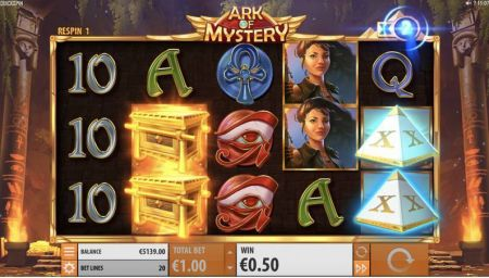 Play Ark of Mystery - Free Slot Game