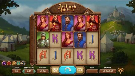 Play Arthur's Fortune - Free Slot Game