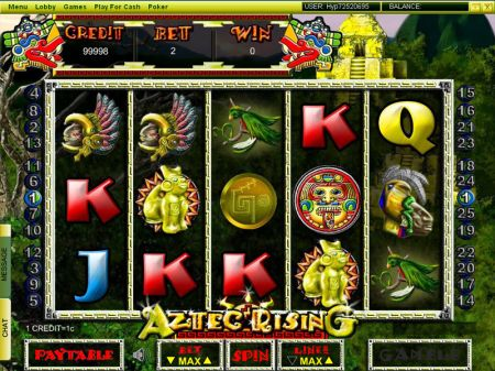 Play Aztec Ricing - Free Slot Game