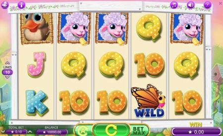 Play Baby Bloomers - Free Slot Game