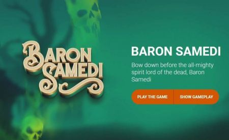 Play Baron Samedi - Free Slot Game
