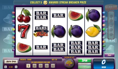 Play Bars & Bells - Free Slot Game