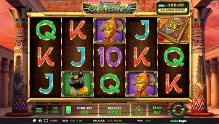 Play Book of Cleopatra - Free Slot Game