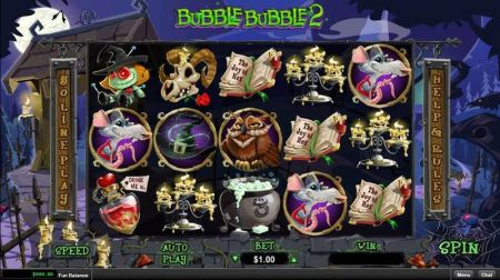 Play Bubble Bubble 2 - Free Slot Game