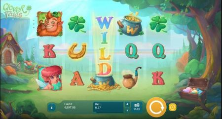Play Clover Tales - Free Slot Game
