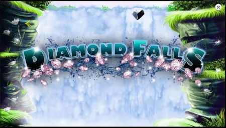 Play Diamond Falls - Free Slot Game