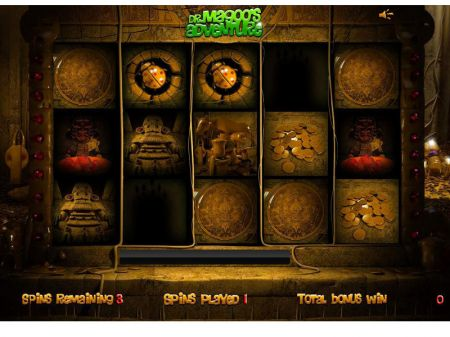 Play Dr. Magoo's Adventure - Free Slot Game