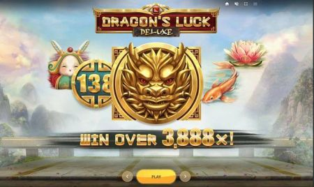 Play Dragon's Luck Deluxe - Free Slot Game
