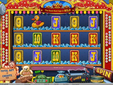 Play Duck Hunt - Free Slot Game