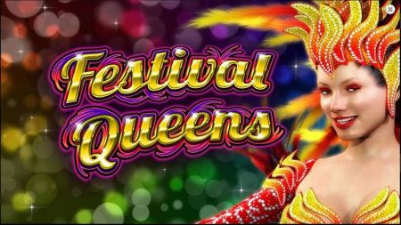 Play Festival Queen - Free Slot Game