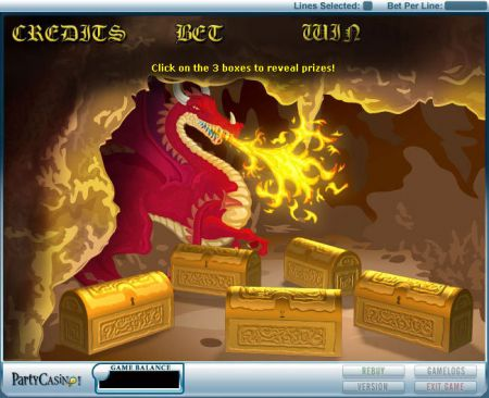 Play Fire Drake - Free Slot Game