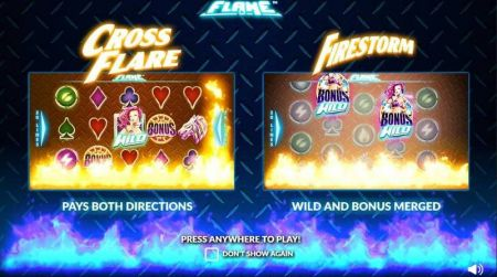 Play Flame - Free Slot Game