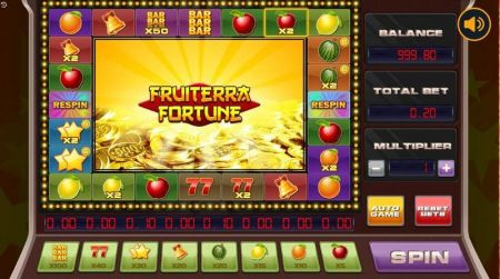 Play Fruiterra Fortune - Free Slot Game