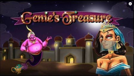Play Genie's Treasure - Free Slot Game