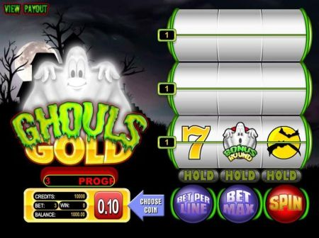 Play Ghouls Gold - Free Slot Game