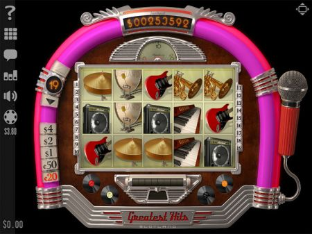 Play Greatest Hits - Free Slot Game