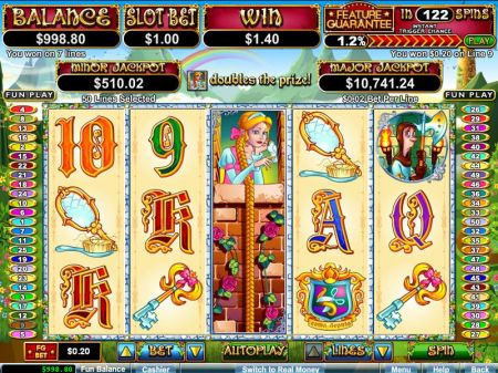 Play Hairway to Heaven - Free Slot Game