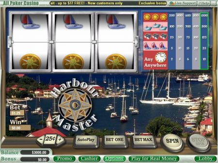 Play Harbour Master - Free Slot Game