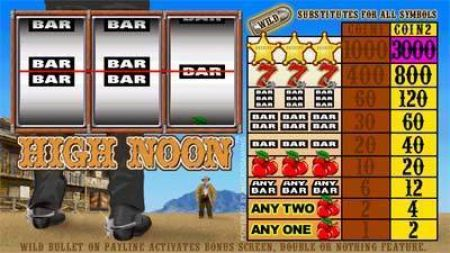 Play High Noon - Free Slot Game