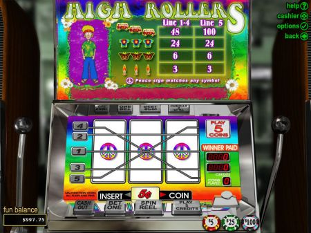 Play High Rollers - Free Slot Game