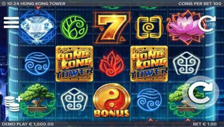 Play Hong Kong Tower - Free Slot Game