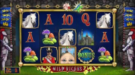 Play Humpty Dumpty Wild Riches - Free Slot Game