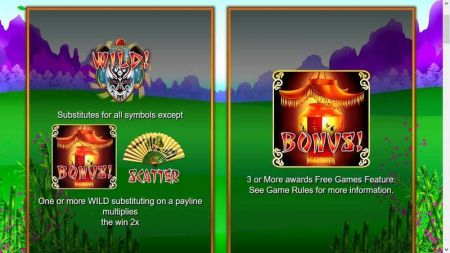 Play Huolong Valley - Free Slot Game