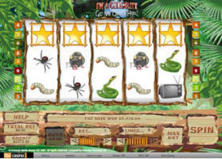Play I'm a Celebrity, Get Me Out Of Here - Free Slot Game