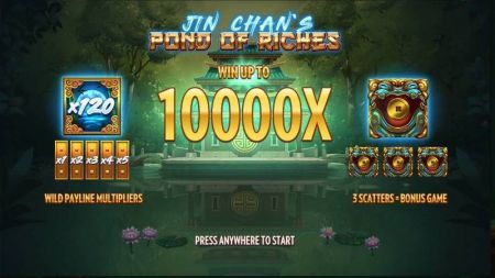 Play Jin Chan´s Pond of Riches - Free Slot Game