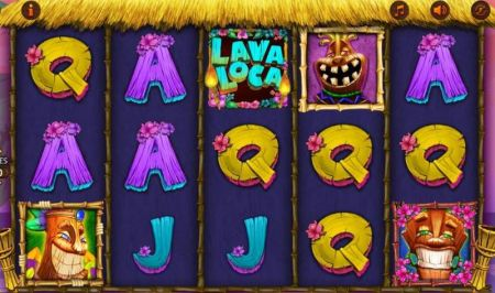 Play Lava Loca - Free Slot Game
