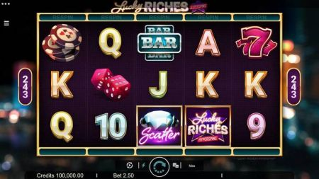 Play Lucky Riches - Free Slot Game