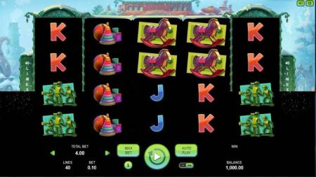 Play Lucky Xmas - Free Slot Game