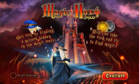 Play Magic Hot 4 Deluxe - Free Slot Game
